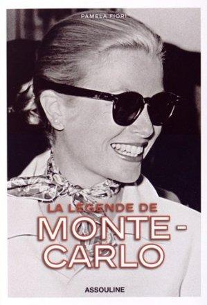 La légende de Monte-Carlo - assouline - 9782759407392 -