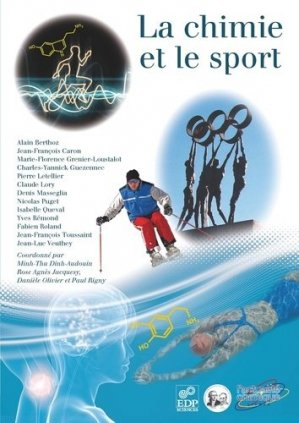 La chimie et le sport - edp sciences - 9782759805969