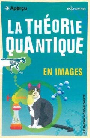 La théorie quantique en images - edp sciences - 9782759812295 -