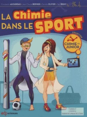 La chimie dans le sport - edp sciences - 9782759812387