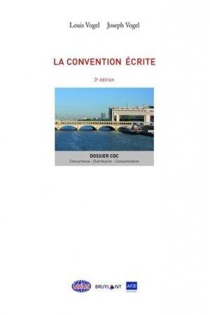 La convention unique - bruylant - 9782802765127 -
