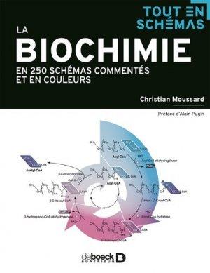La biochimie - de boeck - 9782807321946 -