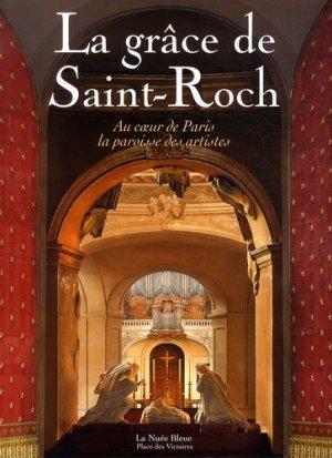 La grâce de Saint-Roch - place des victoires - 9782809912784 -