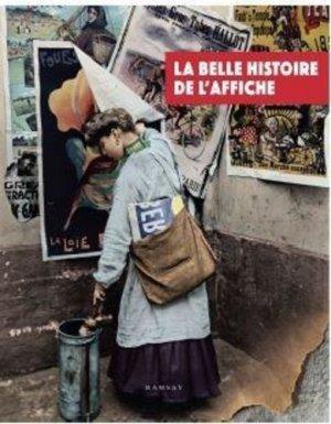 La belle histoire de l'affiche - Ramsay - 9782812202247 -