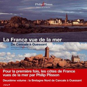 La France vue de la mer - du chene - 9782812302855 -