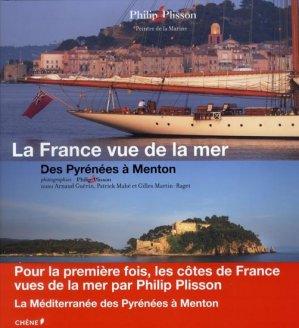 La France vue de la mer - du chene - 9782812305443 -