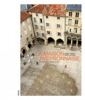 La maison aveyronnaise - rouergue editions - 9782812611261 -