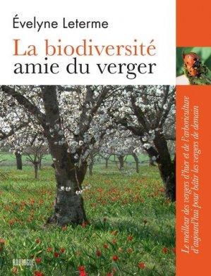 La biodiversité amie du verger - Rouergue - 9782812615177 -