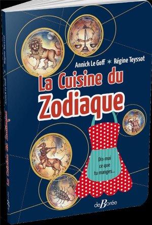 La Cuisine du Zodiaque - de boree - 9782812926693 -