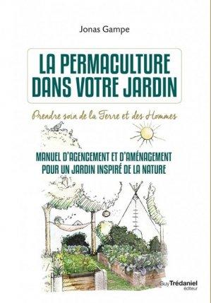La permaculture dans votre jardin - guy tredaniel editions - 9782813222558 -