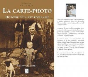 La carte-photo, histoire d'un art populaire - alan sutton - 9782813808905 -
