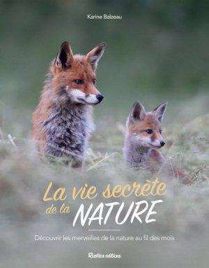 La vie secrète de la nature - rustica - 9782815308069 -