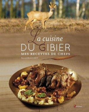 La cuisine du gibier - artemis - 9782816003765 -