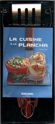 La cuisine à la Plancha - sud ouest - 9782817701486 -