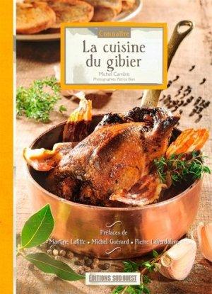 La cuisine du gibier - sud ouest - 9782817703756 -