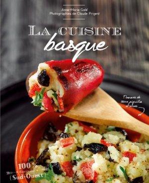 La cuisine basque - sud ouest - 9782817705033 -