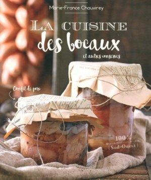 La cuisine des bocaux - sud ouest - 9782817705743 -