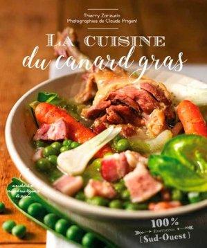 La cuisine du canard gras - sud ouest - 9782817706337 -