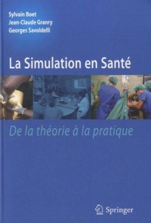 La Simulation en Santé - springer - 9782817804682 -