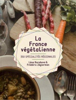 La France végétalienne - l'age d'homme - 9782825147016 -