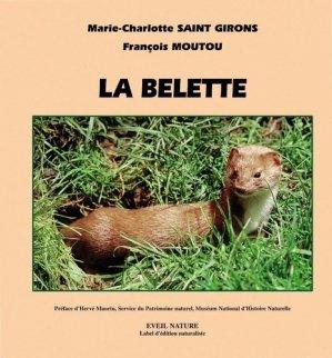 La belette - eveil nature - 9782840000167 -