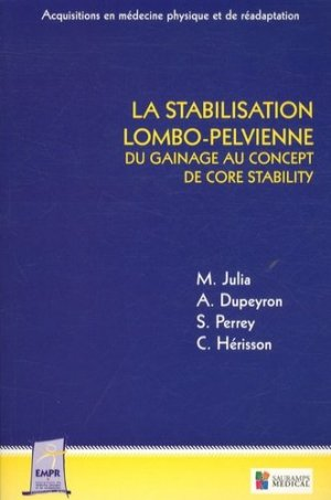 La stabilisation lombo-pelvienne-sauramps medical-9782840239307