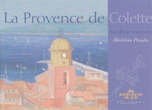 La Provence de Colette - equinoxe - 9782841354481 -