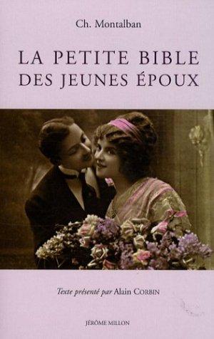 La petite bible des jeunes époux - Editions Jérôme Millon - 9782841372263 - https://fr.calameo.com/read/000015856c4be971dc1b8