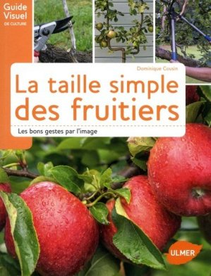 La taille  des arbres fruitiers - ulmer - 9782841389049