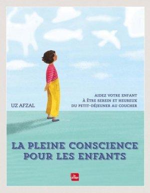 La pleine conscience pour les enfants - la plage - 9782842217389 -