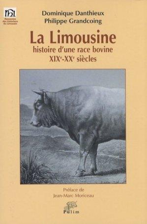 La Limousine - presses universitaires de limoges - 9782842874445 -