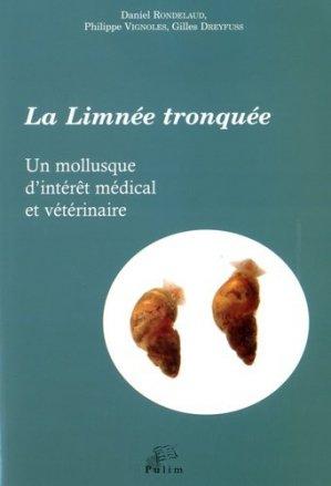 La Limnée tronquée - presses universitaires de limoges - 9782842874940