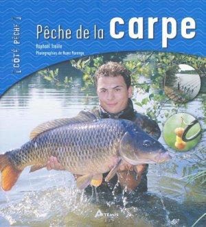 Pêche de la carpe - artemis - 9782844163004 -