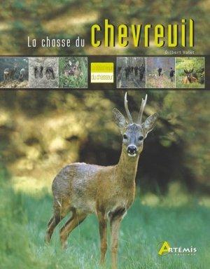 La chasse du chevreuil - artemis - 9782844165923 -
