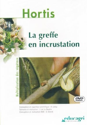 La greffe en incrustation - educagri - 9782844442970 -