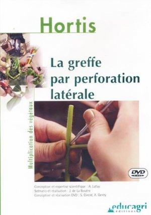 La greffe par perforation latérale - educagri - 9782844443519 -