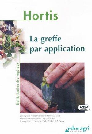 La greffe par application - educagri - 9782844443533 -