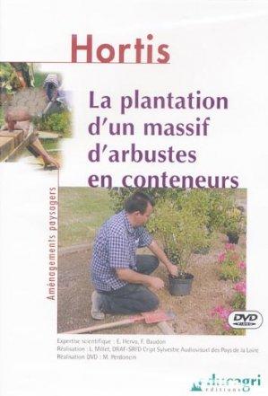 La plantation d'un massif d'arbustes en conteneurs - educagri - 9782844443557 -