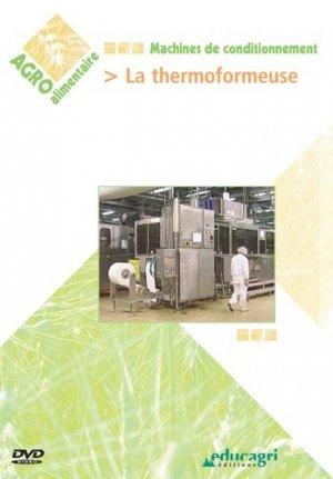 La thermoformeuse DVD - educagri - 9782844445834 -