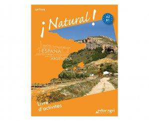 Langues vivantes : Natural ! - educagri - 9782844448170 -
