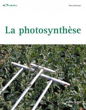 La photosynthèse - educagri - 9782844448385 -
