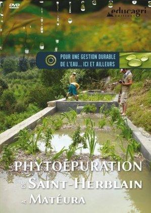 La phytoépuration de Saint-Herblain à Matéura (DVD) - educagri - 9782844449825 -