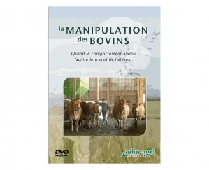 La manipulation des bovins - educagri - 9782844449993 -