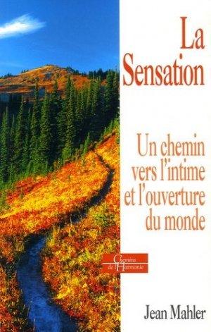 La sensation - Dervy - 9782844544155 -
