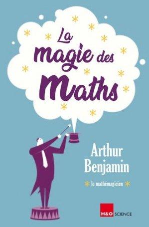La magie des maths - hando - 9782845473492 -