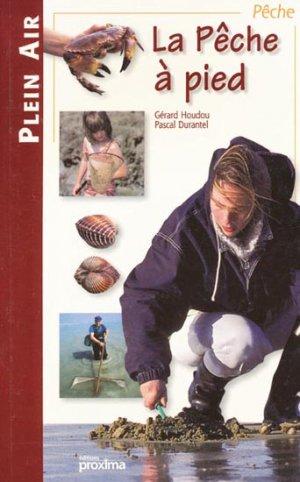 La pêche à pied - proxima - 9782845500266 -