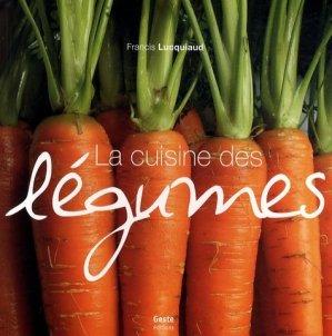 La cuisine des légumes - geste - 9782845615052 -