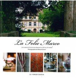 La Folie Marco - le verger - 9782845741669 -