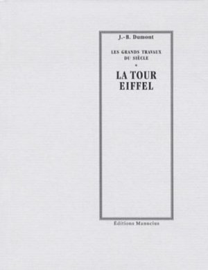 La Tour Eiffel - manucius - 9782845781511 -