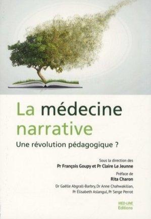 La médecine narrative - med-line - 9782846782036 -